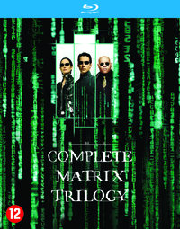 The Complete Matrix Trilogy-Blu-Ray