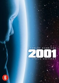 2001: A Space Odyssey-DVD