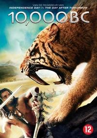 10,000 BC-DVD