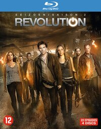 Revolution - Seizoen 2-Blu-Ray