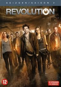Revolution - Seizoen 2-DVD