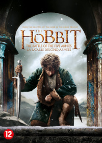 The Hobbit - Battle Of The Five Armies-DVD