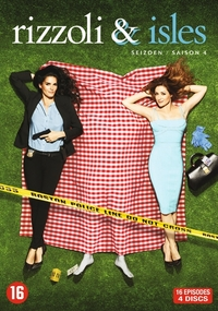 Rizzoli & Isles - Seizoen 4-DVD