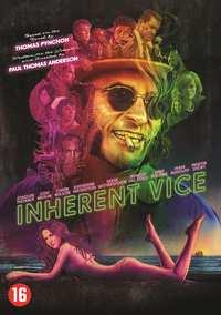 Inherent Vice-DVD