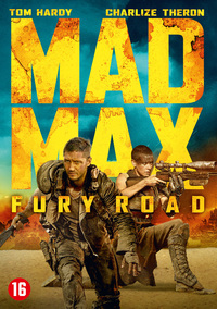 Mad Max - Fury Road-DVD