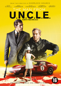 The Man From U.N.C.L.E.-DVD