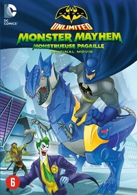 Batman Unlimited - Monster Chaos-DVD