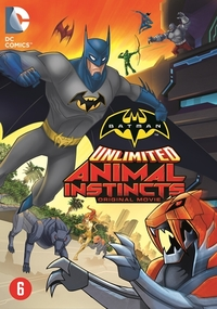 Batman Unlimited - Animal Instincts-DVD