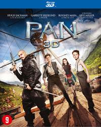 Pan (3D En 2D Blu-Ray)-3D Blu-Ray