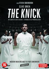 The Knick - Seizoen 1-DVD