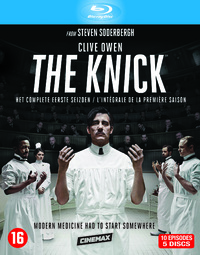 The Knick - Seizoen 1-Blu-Ray