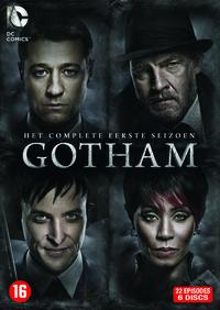 Gotham - Seizoen 1-DVD