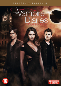The Vampire Diaries - Seizoen 6-DVD