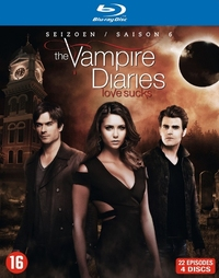 The Vampire Diaries - Seizoen 6-Blu-Ray