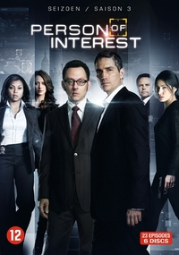 Person Of Interest - Seizoen 3-DVD