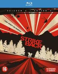 Strike Back - Seizoen 4-Blu-Ray
