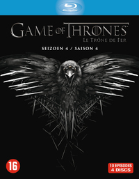 Game Of Thrones - Seizoen 4-Blu-Ray