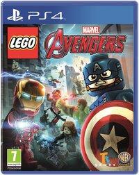 Lego: Marvels Avengers-Sony PlayStation 4