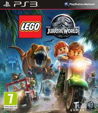 Lego: Jurassic World-Sony PlayStation 3