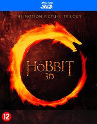 The Hobbit Trilogy (3D En 2D Blu-Ray)-3D Blu-Ray