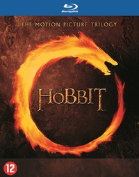 The Hobbit Trilogy-Blu-Ray