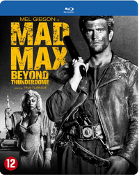Mad Max 3 - Beyond Thunderdome (Steelbook)-Blu-Ray