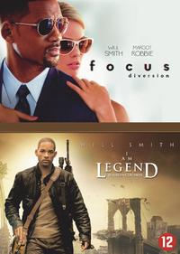 Focus / I Am Legend-DVD