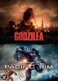 Godzilla / Pacific Rim-DVD