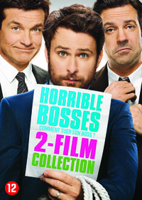 Horrible Bosses 1 & 2-DVD