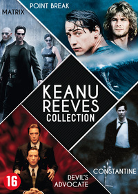 Keanu Reeves Collection-DVD