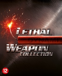 Lethal Weapon Complete Collection-DVD