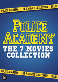 Police Academy - The 7 Movies Collection-DVD