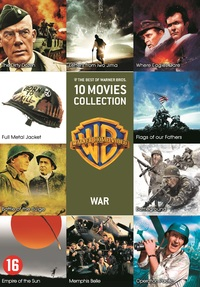 War - 10 Movies Collection-DVD