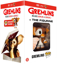 The Gremlins Collection (DVD + Blu-Ray)-Blu-Ray