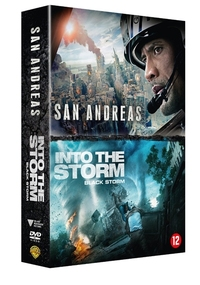 San Andreas / Into The Storm-DVD