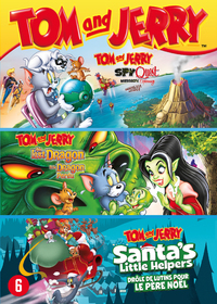 Tom & Jerry Collection 2015-DVD