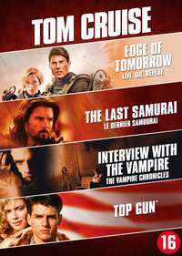 Tom Cruise Collection (4 Pack)-DVD