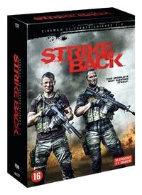 Strike Back - Seizoen 1-3-DVD