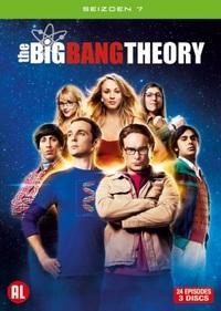 The Big Bang Theory - Seizoen 7-DVD
