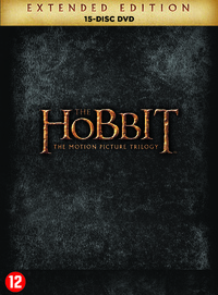 The Hobbit Trilogy Extended Edition-DVD