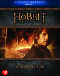 The Hobbit Trilogy Extended Edition-Blu-Ray