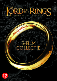 The Lord Of The Rings Trilogy-DVD