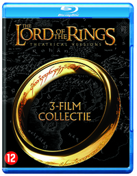 The Lord Of The Rings Trilogy-Blu-Ray