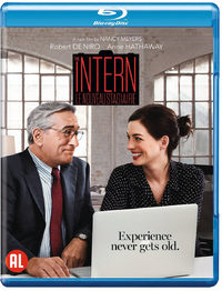 The Intern-Blu-Ray