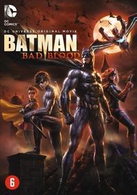Batman - Bad Blood-DVD