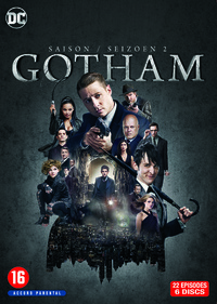 Gotham - Seizoen 2-DVD