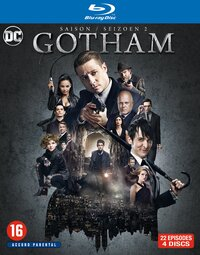 Gotham - Seizoen 2-Blu-Ray