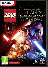 Lego: Star Wars: The Force Awakens-PC CD-DVD