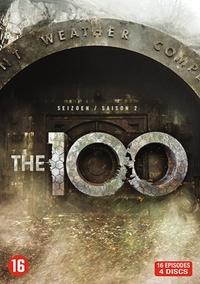 The 100 - Seizoen 2-DVD