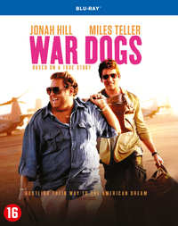War Dogs-Blu-Ray